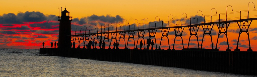 South Haven, Mich., in October by Mic Stolz from Flickr