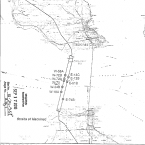 Enbridge's Mackinac Pipelines