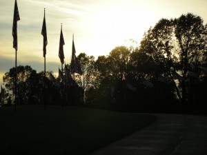 Veterans From War Cemetery at Fort Custer in Battle Creek, MI - There is no place like HOMES... Huron, Ontario, Michigan, Erie and Superior. They are the jewels that surround us.