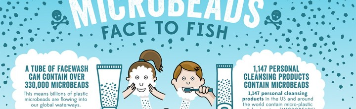 NEW 5 Gyres infographic highlights the urgent need for a microbead ban